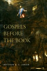Gospel Before the Book cover